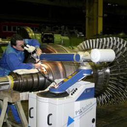 Turbine Welding