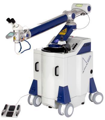 Machine Alpha Laser-ALM