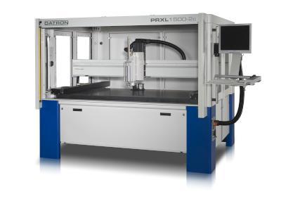 Machine Datron Dispensing-DATRON_PRXL-1500-2C-mit-Lichtvorhang_PrdFto